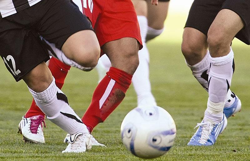 آموزش حرفه ای فوتبال