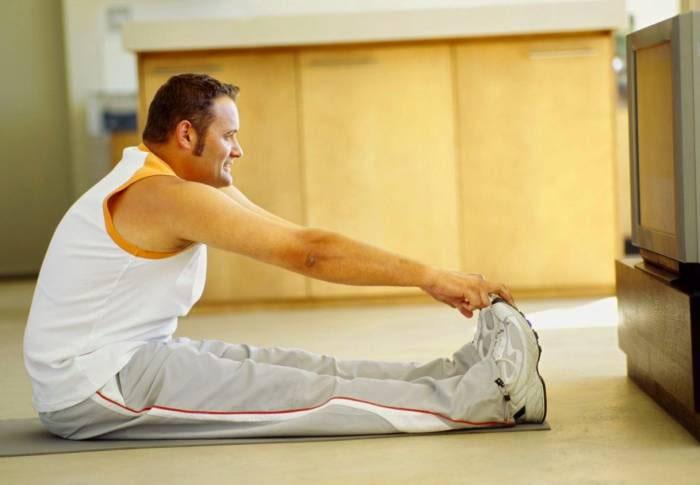 ورزش در خانه بدون تجهیزات